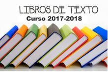 Libros De Texto Curso CRA Los Olivos 17-18